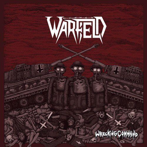 WARFIELD - WRECKING COMMAND   CD NEU