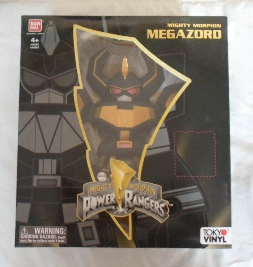Mighty Morphin Power Rangers Megazord exclusivo 1 de 850 2016 Convention