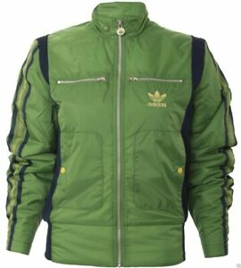 ebay adidas originals damen jacke grün