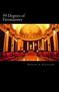 99-Degrees-of-Freemasonry-by-Henning-Klovekorn-2015-Paperback
