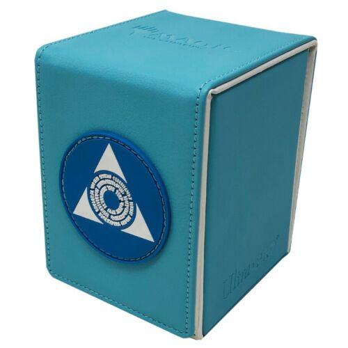 Guilds of Ravnica Azorius Alcove Ultra Pro flip box card box case for MTG cards