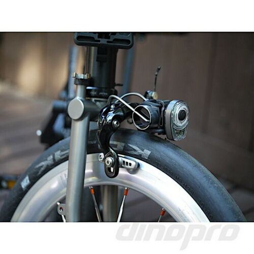 H/&H //H/&H Brompton Light Stainless Wire Bracket