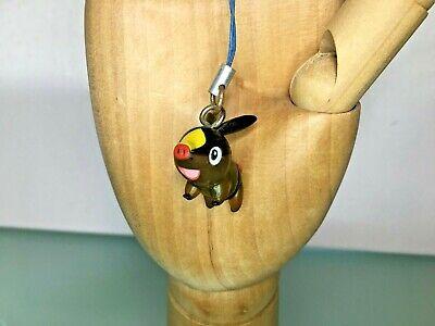 Pokemon Tepig Cell Charm Keychain