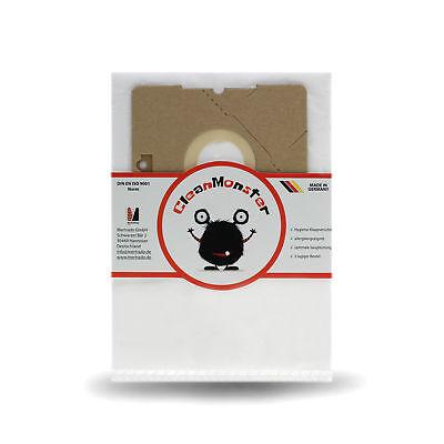10 Staubsaugerbeutel für Bob Home 2567 2 Filter Staubbeutel Filtertüten