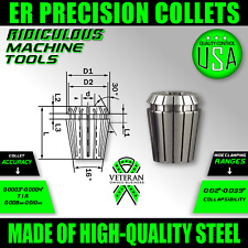 Er 25 Metric Precision Spring Collet 50mm 00003 Accuracy