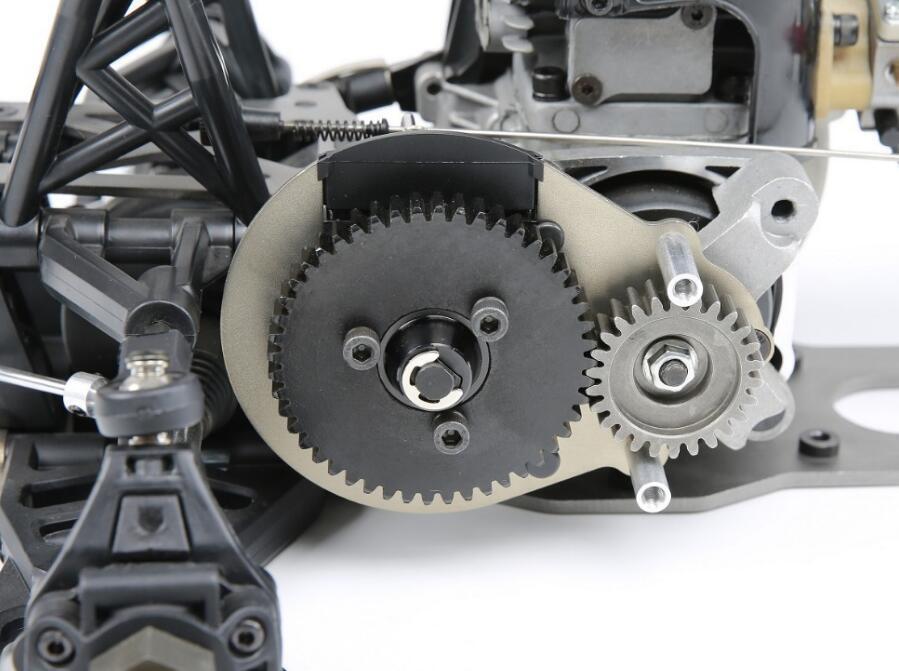 Super Speed 48T 26T 26T 26T Metal Gear System For Baja 5B 5T 5SC 2.0 HPI RV KM 7b837f