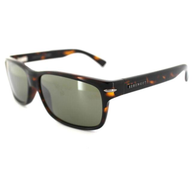 a076ec849a1 Serengeti Sunglasses Fontana 7423 Dark Tortoise Grey Green Polarized 555nm