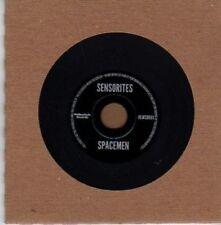(AQ210) Sensorites, Spacemen - DJ CD