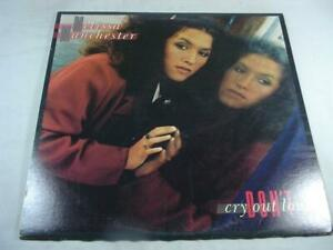 Melissa-Manchester-Don-039-t-Cry-Out-Loud-Includes-Lyric-Liner