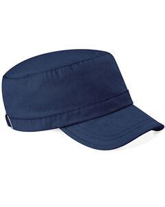 08208b5b288 Image is loading Beechfield-Army-Cap-Caps-amp-Hats-Etc-All-