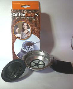 Filtre à Café Coffeeduck pour Senseo new Génération