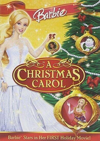 Barbie in a Christmas Carol - EACH DVD $2 BUY AT LEAST 4 | eBay