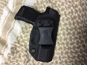 MIC Holster Black All Double Stack Models