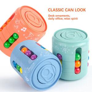 Can Cube Top Magic Colorful Bean Intellectual Finger Burger Little Relief Str LD