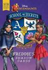 School of Secrets: Freddie's Shadow Cards 2 by Disney Book Group and Jessica Brody (2016, Hardcover)