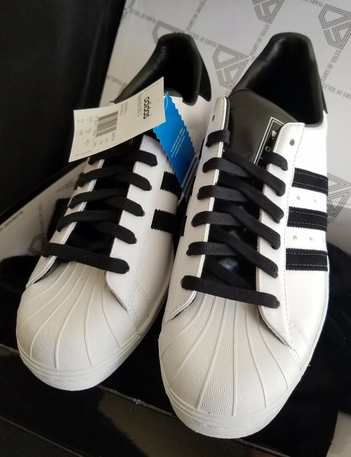 adidas superstar 60 years