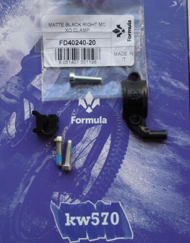 Matchmaker//Mixmaster CURA//CURA 4 SRAM Nero Opaco FD40240-20 FD40239-20 Formula