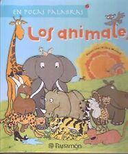 Los Animales (En Pocas Palabras) (Spanish Edition)
