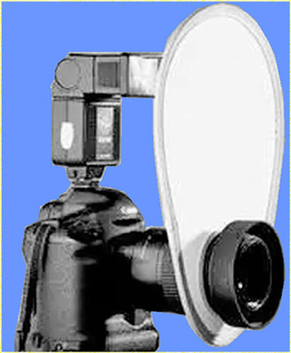 DIFFUSORE SOFTBOX POP UP INTERNO FLASH ADATTO A CANON EOS M3 M6 M50 M100 M5 M10