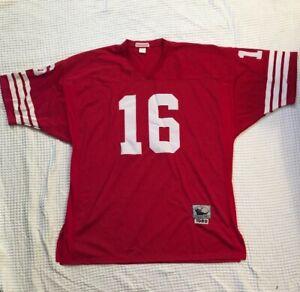 joe montana throwback jersey