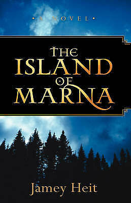 Island of Marna, Paperback by Heit, Jamey, Brand New, Free P&P in the UK