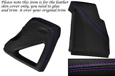 PURPLE Stitch dashboard side trim copre gli accoppiamenti Land Rover Defender 90 110 83-06