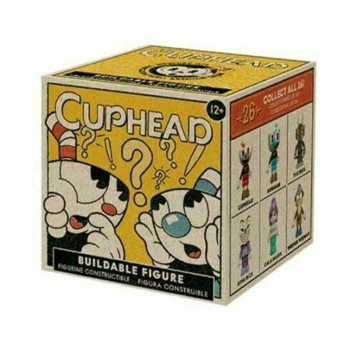 McFarlane Toys CIECO DI FIGURE-cuphead S1-Blind BOX 1 personaggio casuale