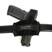 Blackhawk Ambidextrous Flat Belt Holster , New, Free Shipping on sale