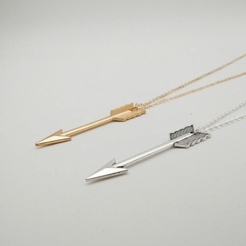 Sweater Chain Fashion Long Necklace Arrow Pendant Necklaces Women/'s Jewelry Gift