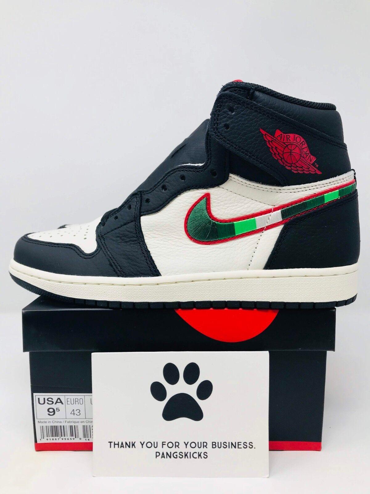 Nike Air Jordan 1 Retro High OG 'A Star Is Born' 555088-015 Size 9.5-11.5