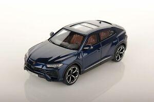 Look-Smart-1-43-Lamborghini-Urus-Blu-Astreaus-Blue-RESIN-REPLICA-LS484D