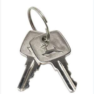 Genuine-John-Deere-Tractor-Key-AR51481-Pack-of-2-Keys