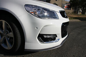Holden-VF-SS-SSV-SV6-Commodore-Rubber-Bumper-Lip-Side-Skirt-red-black-blue