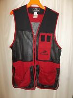 Nip Winchester Competition Skeet Trap Shooting Vest Medium Free Shipping