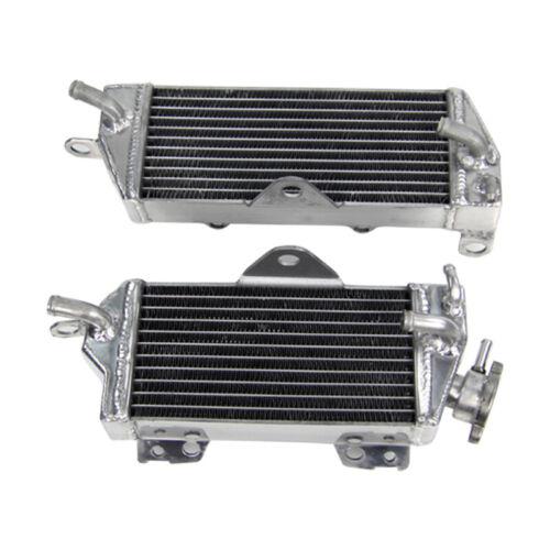 Aluminium Radiator For KAWASAKI KX250 1990-1993//KX125 1992-1993 1992 1993