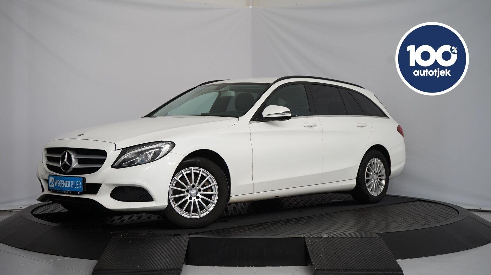 Mercedes C200 d 2,2 Business stc. aut. 5d - 241.900 kr.