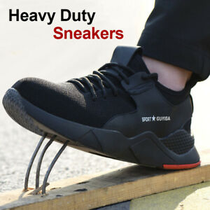Men-Heavy-Duty-Sneaker-Safety-Work-Shoes-Breathable-Anti-slip-Puncture-Proof