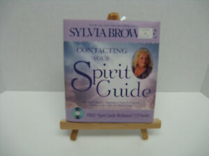 Contacting-Your-Spirit-Guide-by-Sylvia-Browne-2005-Mixed-Media-Revised
