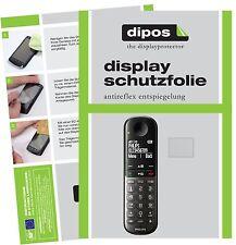 6x Philips xl495 lámina protectora mate protector de pantalla Lámina dipos protector de pantalla