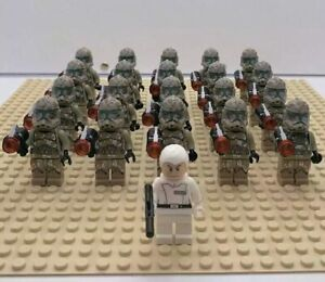 20x-Camo-Clone-Troopers-Mini-Figures-LEGO-STAR-WARS-Compatible