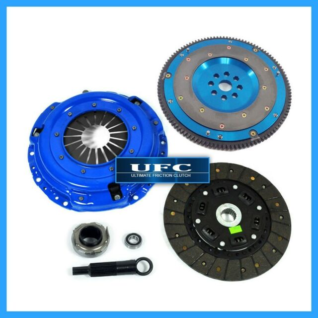UFC STAGE 2 CLUTCH KIT & 6061 BILLET ALUMINUM FLYWHEEL