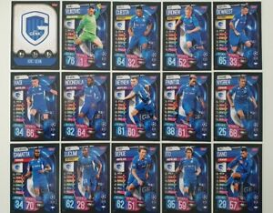 2019-20-Match-Attax-UEFA-Soccer-Cards-RC-Genk-Team-Set