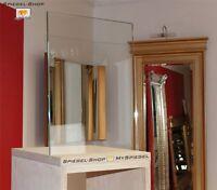 Glasplatte Glas 12mm Polierte Kante Durchsichtig Klar Glasscheiben Zuschnitt Maß