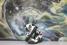 ADIDAS ORIGINALS ObyO JS JEREMY SCOTT INSTINCT HI SZ 6 BLACK LEO S77806