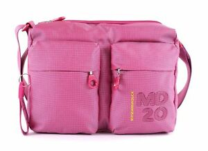 Diligent Mandarina Duck Md20 Pop Crossover M Very Berry éConomisez 50-70%