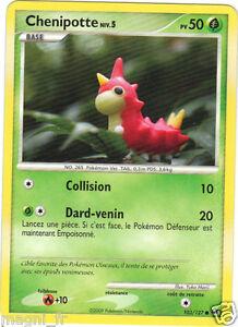 Pokemon-n-103-127-CHENIPOTTE-niveau-5-PV50
