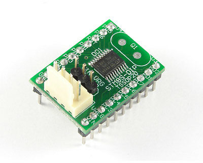 STM8S-DIP-TSSOP20 module with STM8S103F3P6 controller and SWIM connector