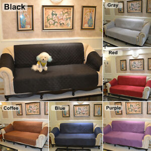 Remarkable Details About Anti Ski Quilted Pet Dog Couch Sofa Chair Furniture Protector Cover Slipcover X1 Short Links Chair Design For Home Short Linksinfo