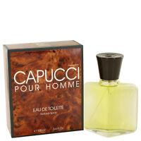 Roberto Capucci Capucci Pour Homme 4oz Men's Eau de Toilette Perfumes and Colognes
