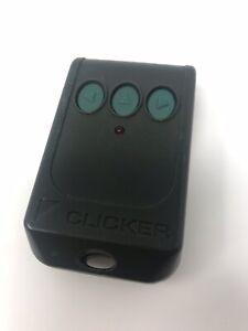Clicker-MJN321-3-Button-Programable-Garage-Door-Opener-Remote-Control